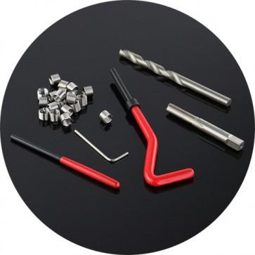 15PCS motorcycle spark plug thread repair set