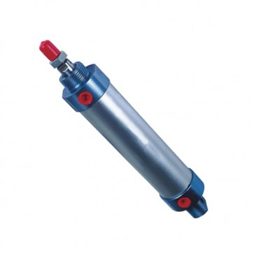 Aluminum Alloy Mini Cylinder