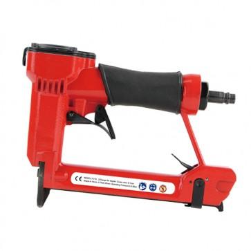 Air gun stapler