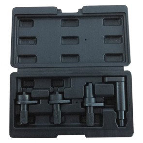 VW crankshaft locking tool set