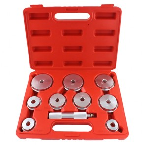 10PCS Aluminum bearing seal removal tool set