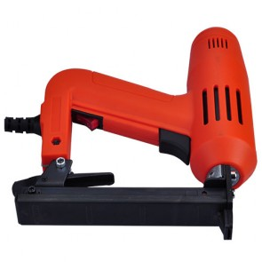 electric carpet stapler