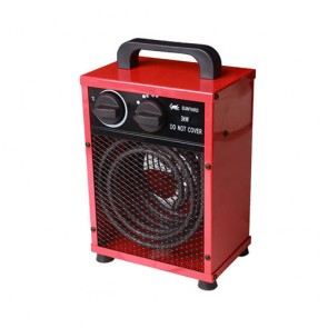 Industrial Electric Fan Hater 3kw