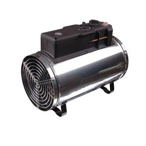 Industrial Electric Air Heater 2.8kw