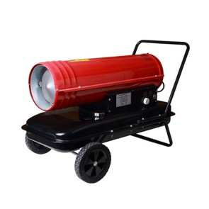 Industrial Electric Diesel Heater 30kw