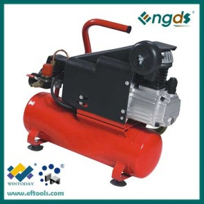 1HP 0.75KW 6L Horizontal Direct Driven Air Compressor 184001