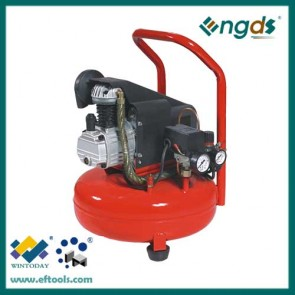 1HP 0.75KW 8L cheap price household air compressor 184002