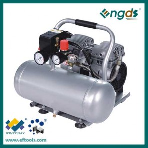 3/4HP 0.55KW 6L small oil free air compressor 184033