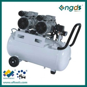 1.5HP 1.1KW 50L high quality oil free air compressor 184037