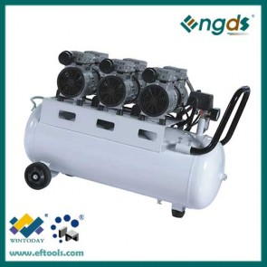 2HP 1.5KW 70L high quality oil free air compressor machine 184038