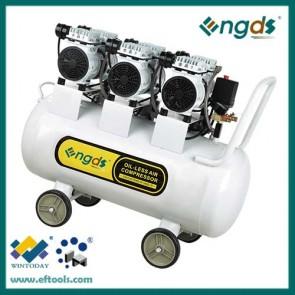 80L medical mute oil free air compressor 184049