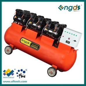 Portable piston oil free mute compressor 184063
