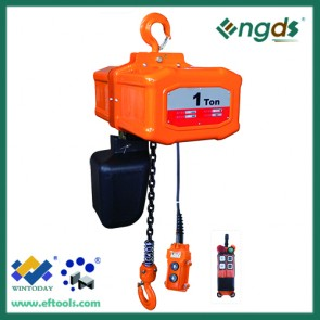 High quality triphase electric chain hoist 200011