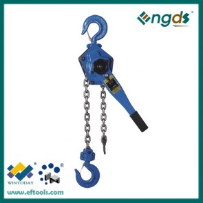 High quality 1 ton manual chain lever hoist machines 201064