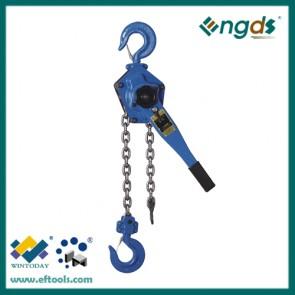 High quality 1 ton manual chain lever hoist machines 201064