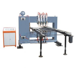 platoon welding machine