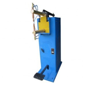 foot operated welder