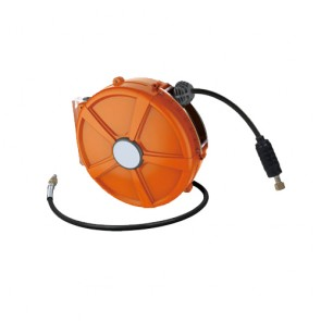 pneumatic hose reel
