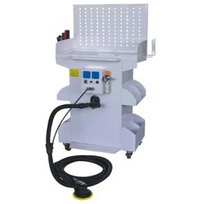 dustless sanding equipment