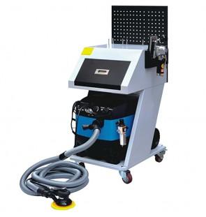 dustless sanding system