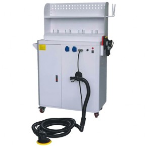 workshop dust extraction system