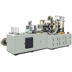 high speed popcorn cup forming machine