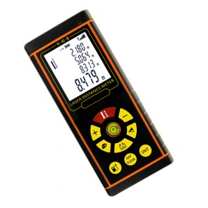 Laser Distance Meter Accuracy