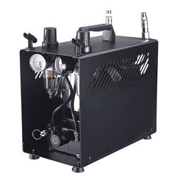 mini oil-less pneumatic compressor, mini oil-less air compressor