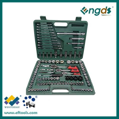 120pcs socket tool set