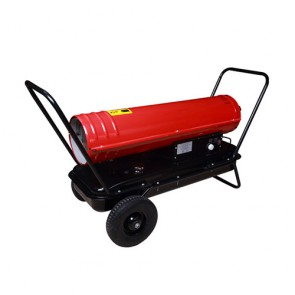 Industrial Electric Diesel Heater 60kw
