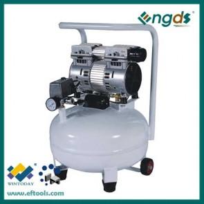 3/4HP 0.55KW 24L portable silent air compressor 184036