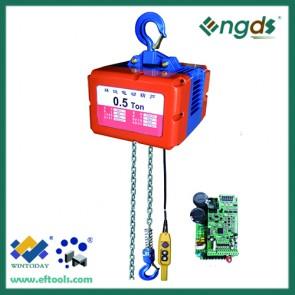 380V and 220V high quality 1 ton chain motor hoist 200036