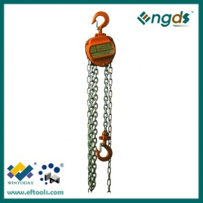 Hot selling manual chain lift hoist 201001