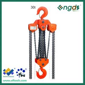12-100T labor saving manual hoist 201050
