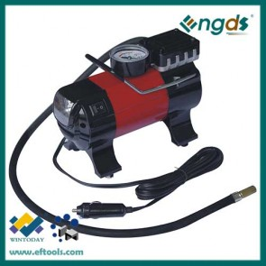 14A portable mini car tire air compressor 360001