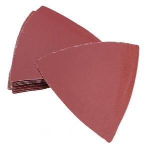 Mouse adhesive backed sandpaper for wood