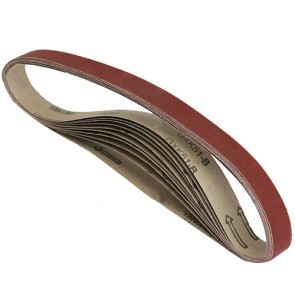 10mm belt wet and dry sand paper
