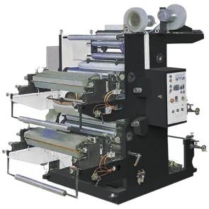 stack type flexographic machine